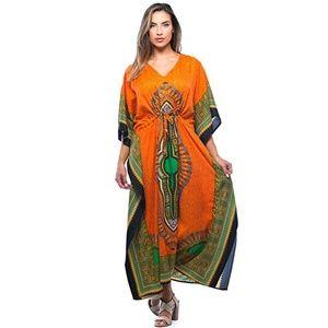 Dresses & Skirts - 🌴Georgeous African Print Dashiki Maxi/Caftan